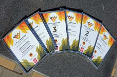 Four awards for representatives of Serbia at the National Culture Festival in Moscow