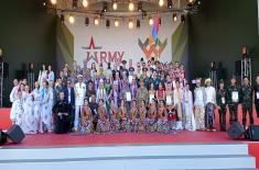 Četiri nagrade predstavnicima Srbije na Festivalu nacionalne kulture u Moskvi