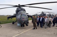 "Ministar Vulin: ""Vučićevi leteći tenkovi"""