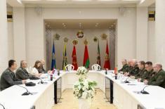 Poseta delegacije Sektora za budžet i finansije Belorusiji