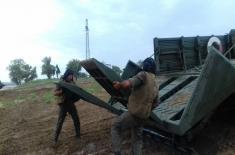 Запажен старт српских тенкиста