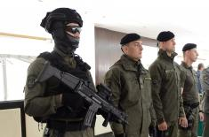 Савремене униформе припадника Војске Србије