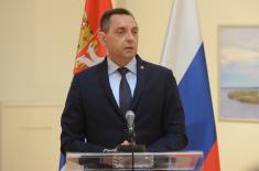 Ministar Vulin: Ne mogu se izjednačiti oni koji su se za slobodu borili i oni koji su slobodu oduzeli