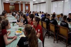 Квалитетнија и разноврснија исхрана на Војној академији