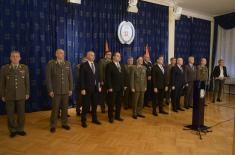 Annual Press Conference of the Minister of Defense