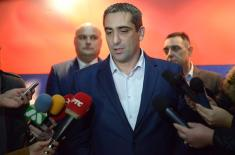 Minister Vulin: New working places in Despotovac after 30 years