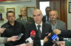 Министар Вулин: Трајал је наш стратешки партнер