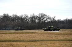 Министар Вулин: Пред нама је година модернизације и опремања Копнене војске