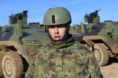Министар Вулин: Војска Србије наставиће опремање најсавременијим системима