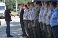 Министар Вулин: Поново обнављамо војну инфраструктуру
