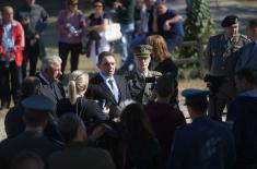 Ministar Vulin: Tradicije koje su nas učinile velikim nisu nestale
