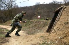 Minister Vulin: The Serbian Armed Forces fully controls the situation in the Ground Safety Zone