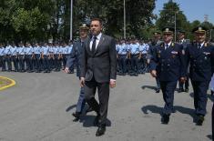 Министар Вулин: Бити припадник Војске Србије значи живот посветити идеалу слободе