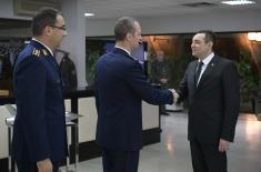 Minister Vulin: MTI is heart of a freedom-loving army