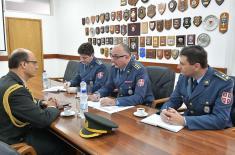 Potpisan Plan bilateralne vojne saradnje sa Turskom