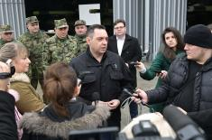 The Years of Not Investing in the Serbian Armed Forces Are Behind Us