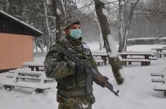 Министар Вулин: Војска Србије одмаралиште Летенка прилагодила потребама тренутне кризе