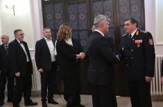 Vojska Srbije je hrabra, ponosna, sigurna i svoja