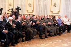 "Свечанa академијa поводом 70 година ВФЦ ""Застава филм"""