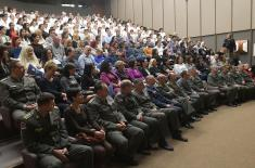 Permanent employment for 243 military health personnel