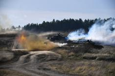 "Live fire tactical exercise ""Joint Strike 2020"" successfully executed"