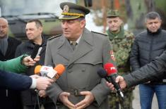 Novi FAP kamioni za Vojsku Srbije