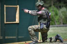 """Завршено такмичење јединица војне полиције """"Чувар реда"""""""