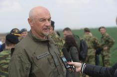 Minister Vulin: We will continue strengthening the Serbian Armed Forces