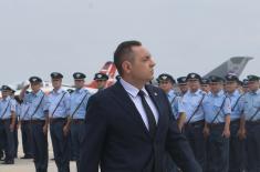 Министар Вулин: Своје слободно небо чуваћемо сами