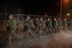 Министар Вулин: Висока обученост и посвећеност припадника 63. падобранског батаљона