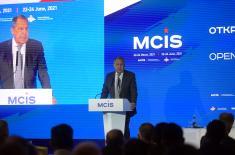Министар Стефановић се захвалио Русији на подршци по питању Косова и Метохије