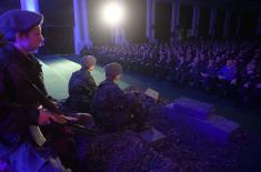 Свечана академија поводом Дана војних ветерана