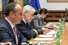 Подршка и помоћ Европске комисије