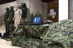 Министар одбране Републике Кипар посетио Војнотехнички институт
