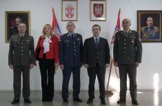 Предавање министра Дачића у Школи националне одбране
