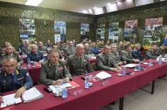 Анализа оперативних и функционалних способности Војске Србије за 2017. годину