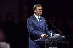 """Председник Вучић: Неће више бити """"Олује"""", то је завет који смо дали"""