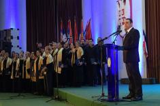 Minister Vulin: Wаrriers, the country you preserved is proud of you