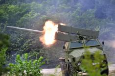 """Нове могућности ракетне артиљерије уз модуларни """"Огањ"""""""