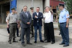 Министар Вулин: Развијамо своје делатности у корист читавог друштва