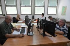 Министар Вулин обишао Војногеографски институт