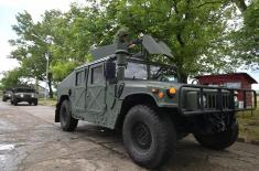 Minister Vulin: All units of the Serbian Armed Forces are constantly trained