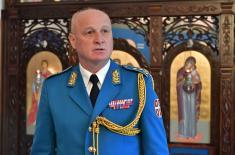 Орден Светог Симеона Мироточивог додељен Гарди Војске Србије