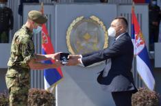 """Промовисани резервни официри генерације """"Март 2020"""""""