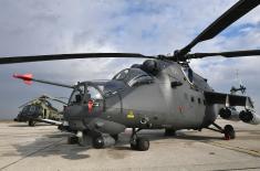 Нови хеликоптери јачају способност Војске Србије