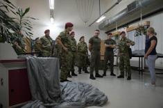 Министар Вулин: Специјалне јединице спремне и обучене да прве одговоре на све безбедносне претње