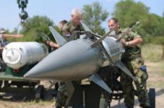 """Joint Air Live Firing Exercise """"Shabla 2017"""""""