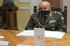 Састанак државног секретара Живковића и генерала Зервакиса