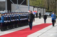 Приказ способности, наоружања и војне опреме јединица Војске Србије