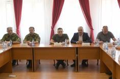 Бројнија војска - сигурнија Србија